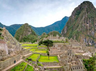 Sacred Valley Connection Machu Picchu 2D